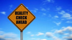 Reality Check signpost